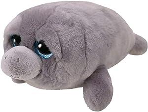 Ty Beanie Boo - 36889 - Milo The Manatee 15cm