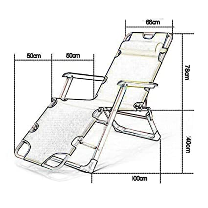 Amazon Com Wangyongqi Chair Sun Lounger Chair Recliner Reclining