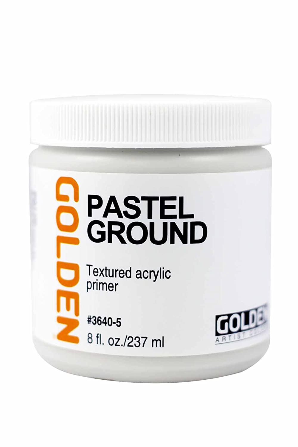 Pro-Art Mediums Golden Acrylic Ground for Pastel-8 oz 36405