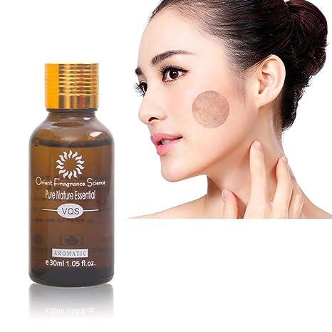 Aceite esencial para plantas naturales de Pawaca, blanqueamiento de la piel con vitamina B3,
