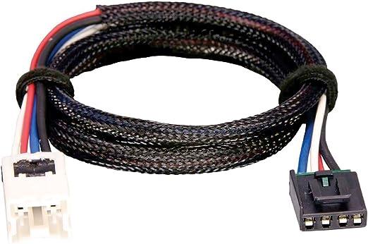 Tekonsha 3050-P ke Control Wiring Adapter for Nissan on