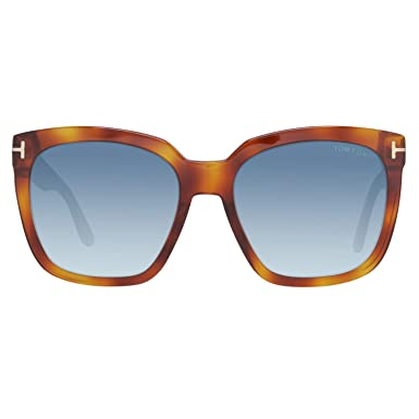 Amazon.com: anteojos de sol TOM FORD Amarra TF 502 ft 53 W ...