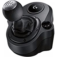 Logitech G Driving Force Shifter for G29 and G920 Racing Wheels - Black