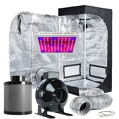 Best hydroponics growing system kit complete indoor for 2019