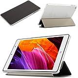AVIDET Ultra Slim Teclast X80 Power Hülle Case Superleicht Ständer Smart Shell Cover Schutzhülle Etui Tasche für Teclast X80 Power Tablet-PC (Schwarz)