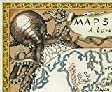 Lovecraft Cthulhu Map Fine Art Print Reproduction