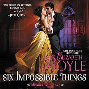 Six Impossible Things Audiobook