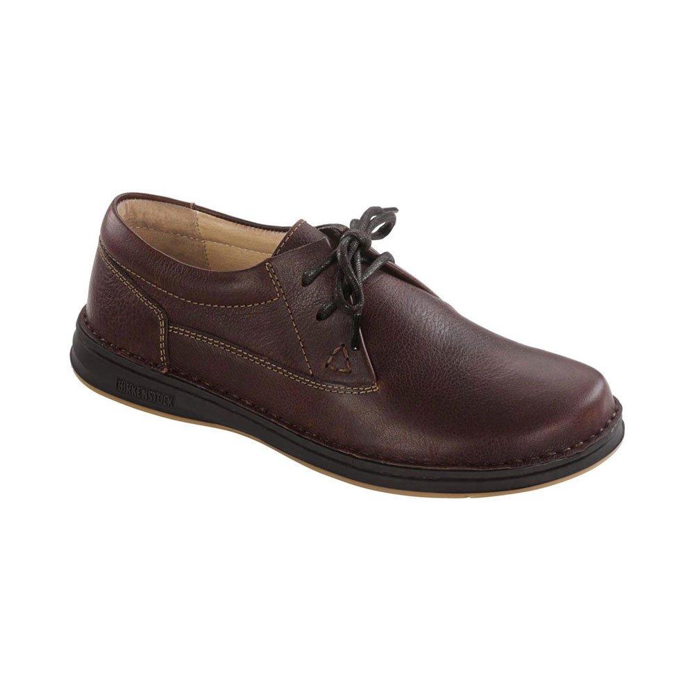 Birkenstock Memphis Shoe - Women's Dark Brown Leather 37