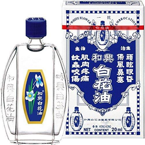 White Flower Balm Oil 20ml ()