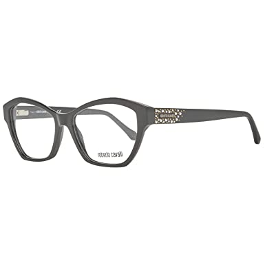 3ed5bac01f Image Unavailable. Image not available for. Color  Roberto Cavali COREGLIA  RC5038-001 ACETATE EYEGLASS FRAME ...