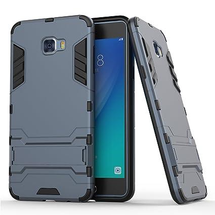 Amazon.com: Samsung Galaxy C7 Caso, Galaxy C7 Pro híbrido ...