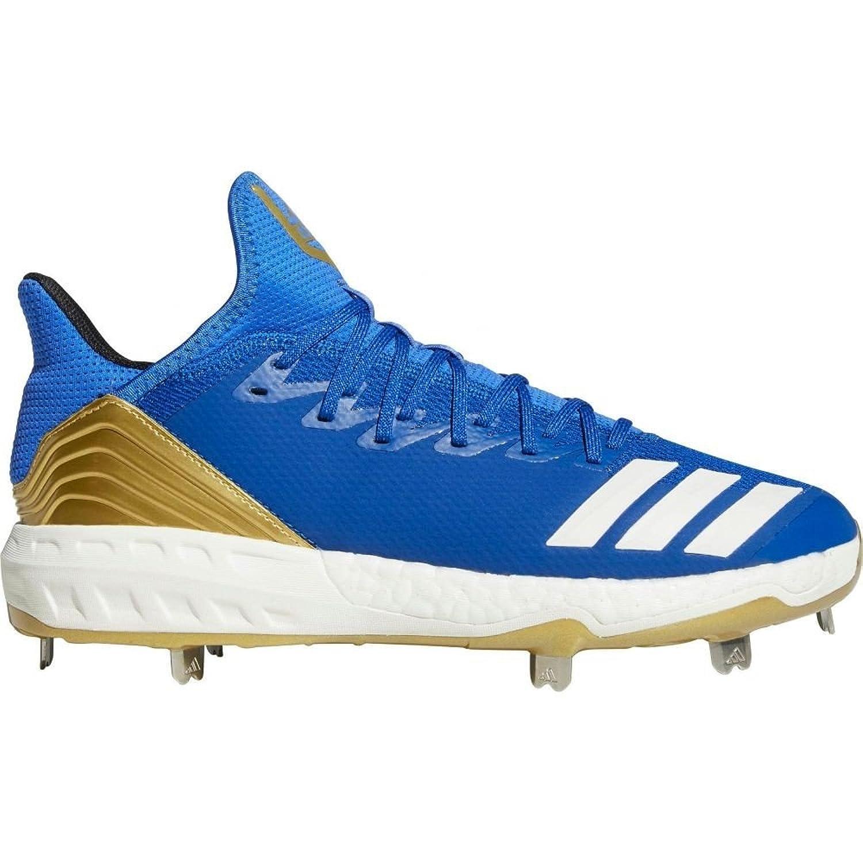 (アディダス) adidas メンズ 野球 シューズ靴 Icon 4 Metal Baseball Cleats [並行輸入品] B07C7Q66RF 9.5-Medium