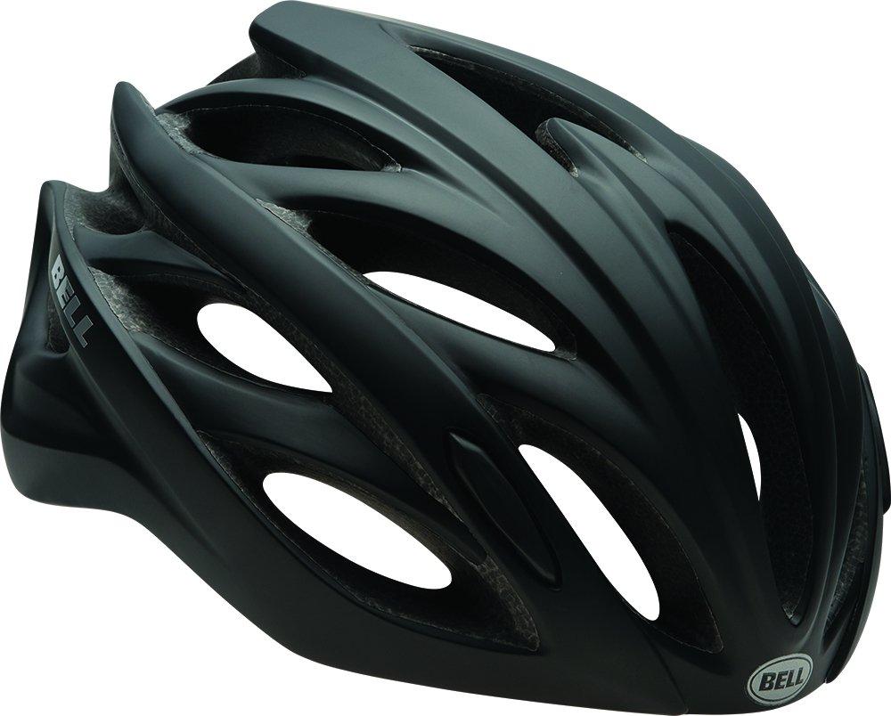 BELL Overdrive Rennrad Fahrrad Helm schwarz matt 2016