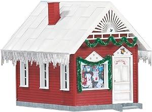 PIKO 62703 G Scale Santas House, Assembled