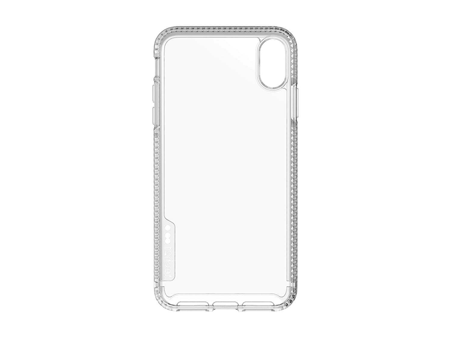 new product fc1e6 c5455 tech21 - Pure Clear Case Apple iPhone Xs Max - Clear