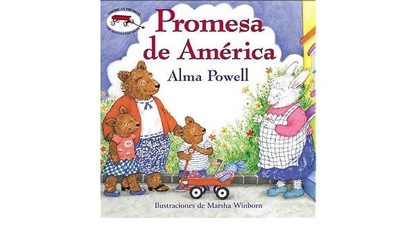 Americas Promise (Spanish edition): Promesa de America: Alma Powell, Marsha Winborn: 9780060521752: Amazon.com: Books