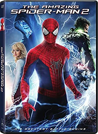 Amazon Com Amazing Spider Man 2 Dvd Region 1 Us Import Ntsc By Andrew Garfield Movies Tv