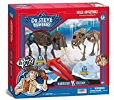 Geoworld Paleo Adventures Smilodon vs. Mammuthus Excavation Kit