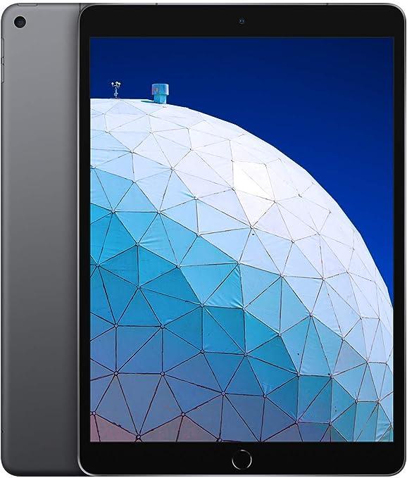 Image ofApple iPadAir (de 10,5Pulgadas y 64GB con Wi-Fi, Gris Espacial) y Smart Keyboard (Español)