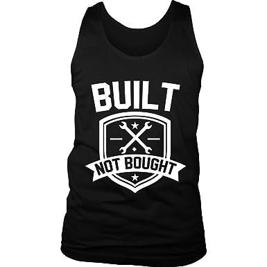 Built Not Bought Tuner Jdm Muscle Car Tank Top At Amazon Men S