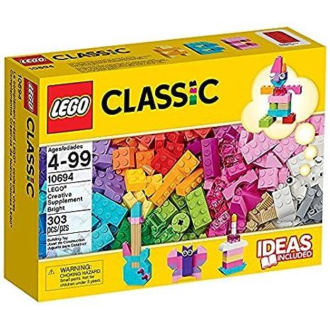Lego Complementos Creativos De Nuevos Colores