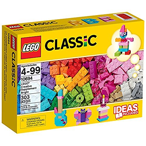 LEGO(R) Classic Creative Supplement Bright (10694)