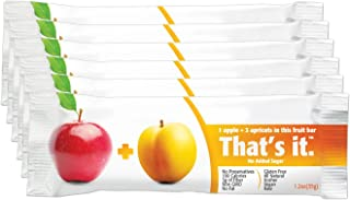 product image for That's it Fruit Bar Apple + Apricot 6 Bars