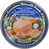 Henaff French Pork Pate Pure Porc 96% - 153 gram can