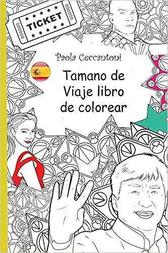Amazon.com: Tamano de viaje libro de colorear: Vin Diesel, Will ...
