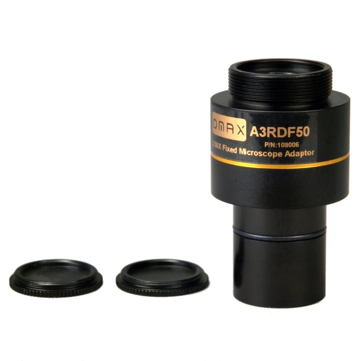 OMAX 0.5X Reduction Lens for Microscope Camera