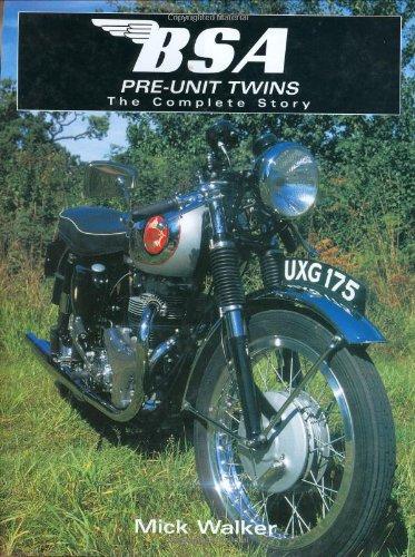 BSA Pre-Unit Twins (Motoclassics)
