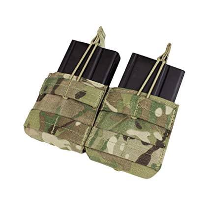 Condor MA24 Double M-14 Open Top Mag Pouch