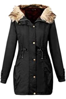 b09d75ac1068 Pureed Down Jacket Women Winter Coat Slim with Hood Fit Solid Color ...