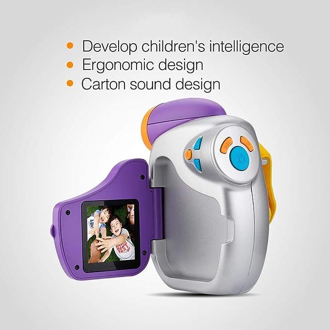 Amazon.com : amkov dv-c7 1080p Lovely Mini DSLR Camera Video Camara fotografica Digital Video Cameras profissional Photo Camera for Kids Gift : Camera & ...