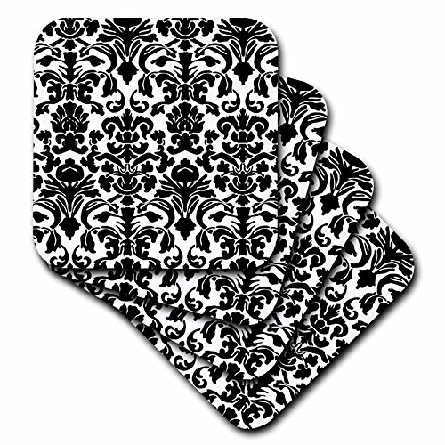 3dRose cst 76577 3 Intricate Detailed Pattern Ceramic