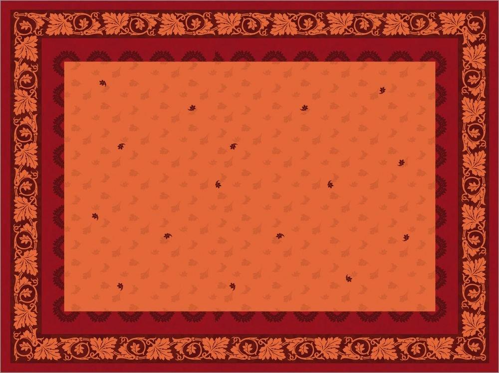 100 Serviette Amadeus in braun  aus Tissue 40 x 40 cm Ornamente