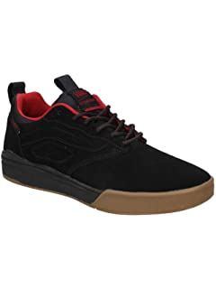 Vans Mens Asphalt Black Knit Ultrarange Ac Sneakers-UK 9  Amazon.ca ... 7f5f38aef