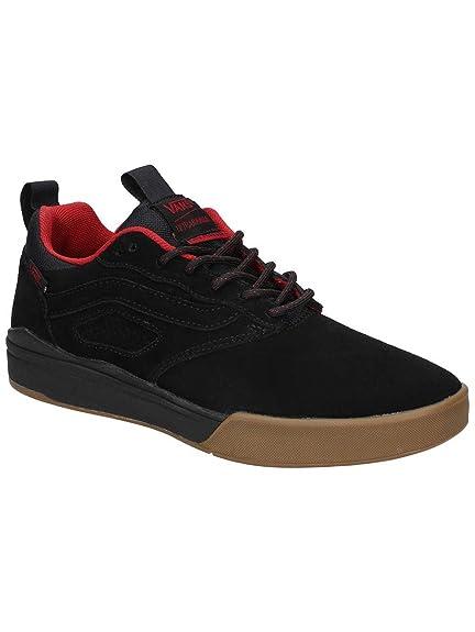 Zapatillas Vans - UltraRange Pro (Spitfire) Cardiel Negro/Rojo/Caramelo Talla: 39: Amazon.es: Zapatos y complementos