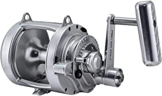 product image for Accurate Topless Platinum TwinDrag ATD 50 Reel - Silver - Right Handed