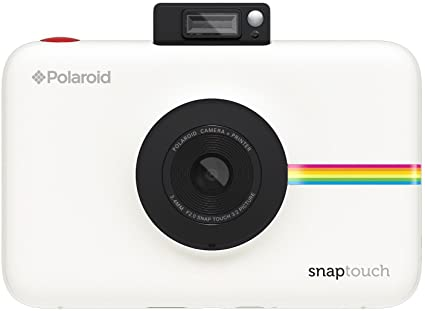 .com : polaroid snap touch portable instant print digital ...