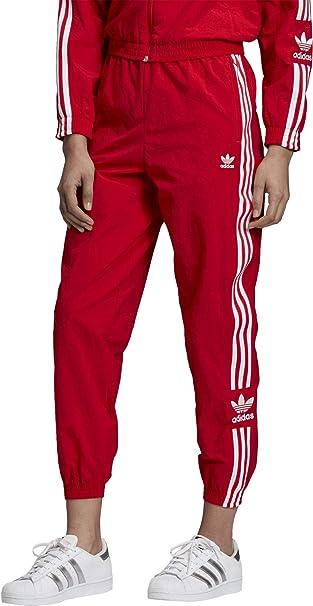 adidas Lock Up TP W Pantalon de survêtement Scarlet: Amazon ...