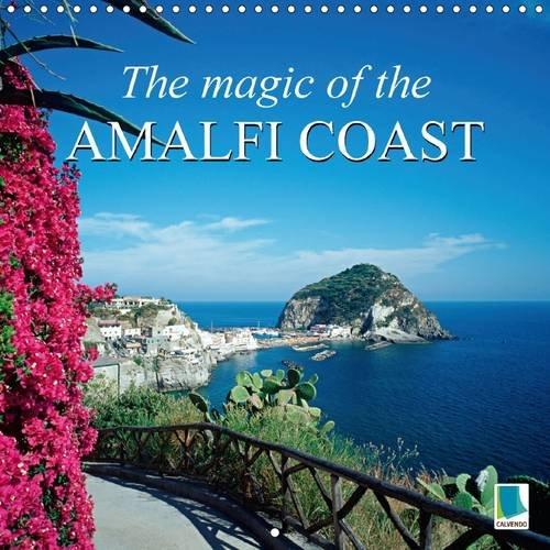 Download The magic of the Amalfi Coast 2016: The enchanting coast south of Naples (Calvendo Places) pdf