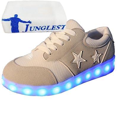 Led Leuchtend Handtuch Star Bunt kleines junglest® Present qUpGSMVz