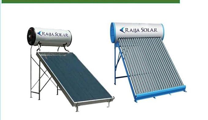 Raija Solar , Solar Water Heater System 100 Littres