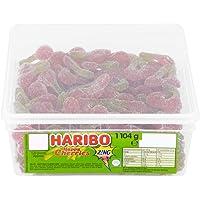 Haribo Sour Cherries 120 Pieces Per Tub by Haribo