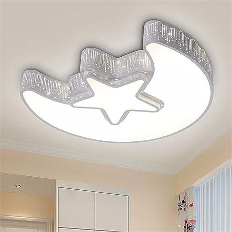 Art Techo modernos Luces Creative para niños Dormitorio ...
