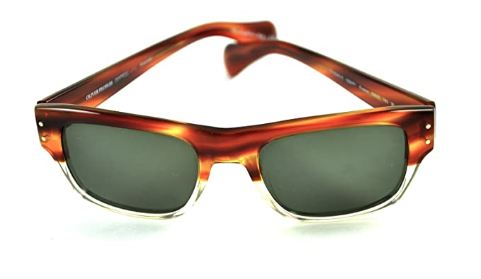 7ba647703e Amazon.com  Oliver Peoples EVASON Amber Tortoise  Buff Gradient with ...