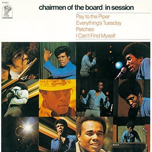 CHAIRMEN OF THE BOARD - In Session