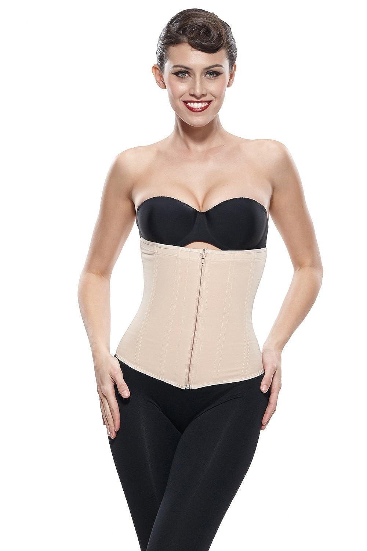 Franato Women's Waist Tummy Trainer Body Shaper Cincher Shapewear Corset Girdle CA600100
