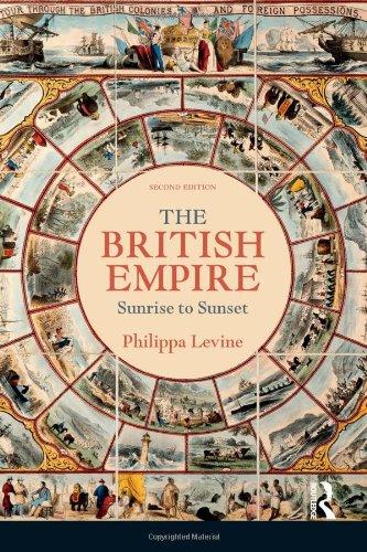 The British Empire: Sunrise to Sunset (The British Empire Levine compare prices)